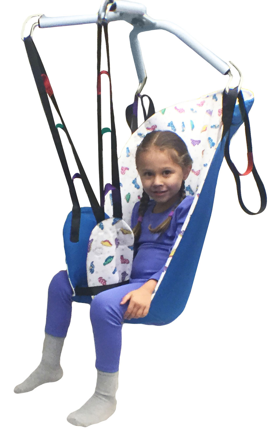 Pediatric seat sling