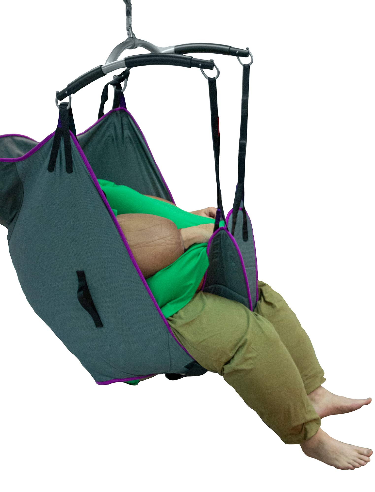 Bariatric seat sling